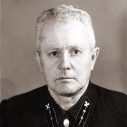 Начальник станции Дарница Николай Якубовский
