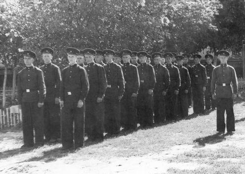 Учні заводського училища, 1959 рік