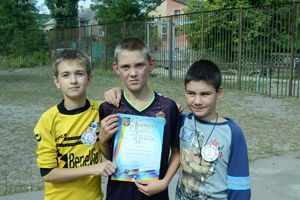 Спорт у школі №42