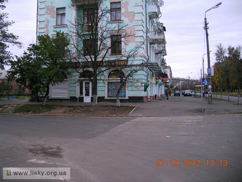 Вулиця Макаренка на ДВРЗ