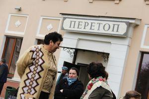 "Съемки фильма ""Копы из Перетопа"" на ДВРЗ"