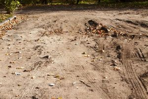 Мешканці ДВРЗ скаржаться на погані дороги