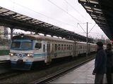 Новини міської електрички: відміна рейсів