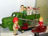 Вихователі Дніпровського району побували в Музеї іграшки