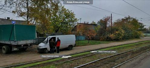 Вулиця Алма-Атинська