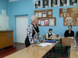 Екологічна конференція в 11-й школі (ДВРЗ)