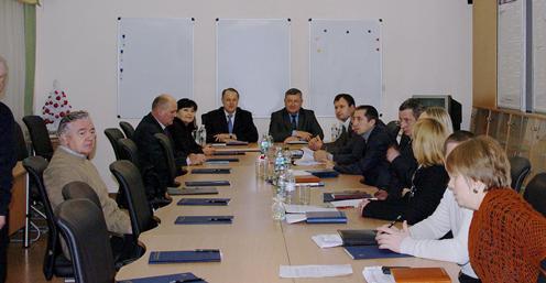 Зустріч на Дарницькому ВРЗ