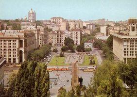Площа Калініна