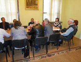 Круглий стіл у Центрі культури