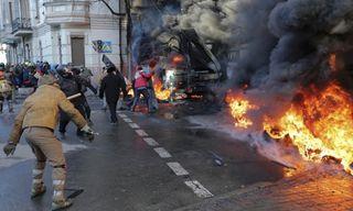 Революція. Події 18 лютого
