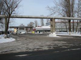 Вулиця Довбуша