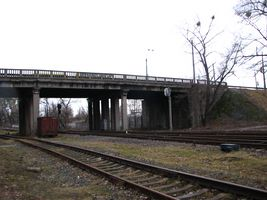Мосту ДВРЗ - 55 років