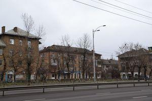 Будинки, які належали ДТЕЦ  (біля Ленінградської площі)
