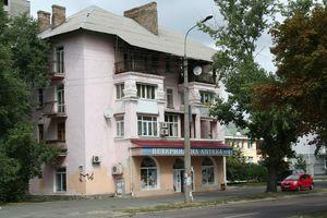 Будинки, які належали ДТЕЦ  (Соцгород)