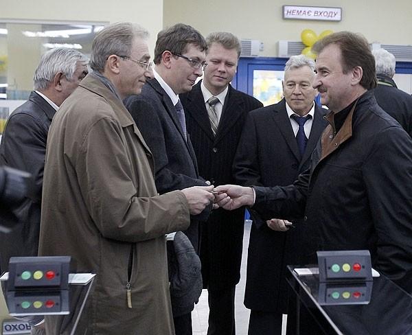 У Дніпровській РДА - новий керівник