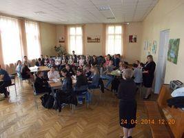 Екологічна конференція в школі №42