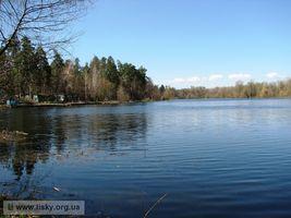 ДВРЗ, озеро Лісове