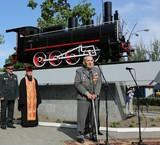 Мітинг на вокзалі Дарниця