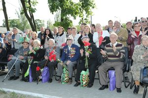 Мітинг на вокзалі Дарниця. Автор фото - Серж Гончаров