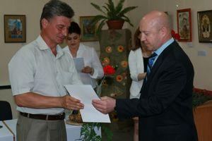 Нагородження представників екологічних підрозділів