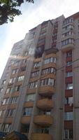 Пожежа на Бакалії (місцевість ДВРЗ)