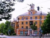 Башенки ПВО на киевских домах