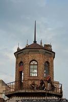 Саксаганского, 63/28. Угол улицы Тарасовской. Жилой дом витаминного завода.