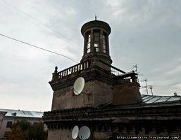 Владимирская, 69. Общежитие горного техникума, 1952 год постройки, архитектор Добровольский.