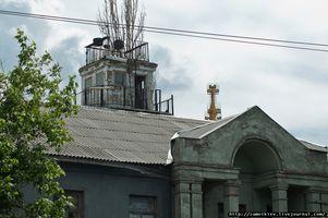 Улица Электриков, 12. Общежитие судоремонтного завода.