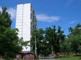 Иван Миколайчук жил на Березняках