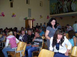 Вручення дипломів у ліцеї транспорту (ДВРЗ)