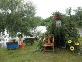 На родине Гоголя (Полтавская область)