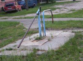 Бюветы ДВРЗ. Нерабочая скважина возле дома №16/16 по улице Марганецкой