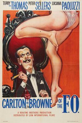 Карлтон Браун - дипломат