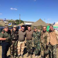 Допомога Київському батальйону №12