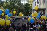 Вчора Олександр Міщенко відвідав школи свого виборчого округу