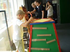 """""""Експериментаніум"""" - музей і для дітей, і для дорослих"""