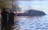 З озера Тельбин витягли автомобіль