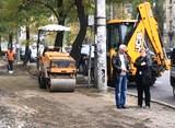 Мер Києва Віталій Кличко інспектує ремонт вулиць