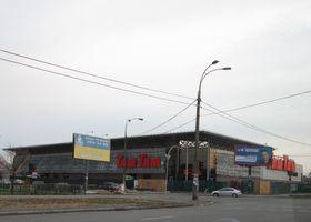 На Березняках відкривається гіпермаркет