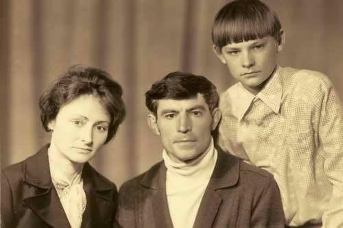 Сім'я Василя Стуса