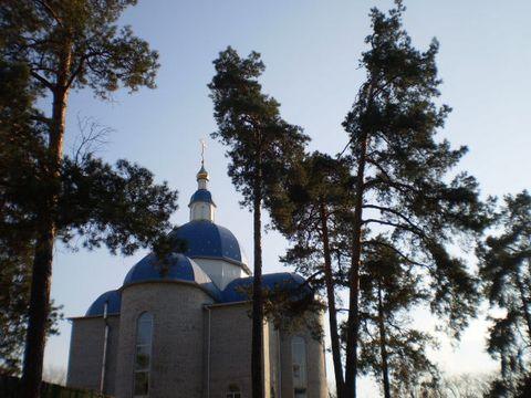 Перебування православних святинь у храмі на ДВРЗ