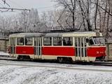 Памяти киевских трамваев
