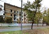 Покинута чотириповерхівка в кінці Алма-Атинської