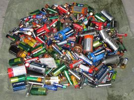 Відправка батарейок на утилізацію
