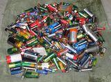 Утилізація батарейок
