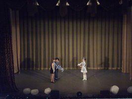 Святковий концерт у Центрі культури (ДВРЗ)