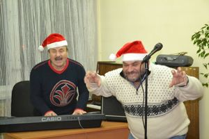 Новорічно-різдвяні свята в бібліотеках Дніпровського району