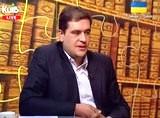 Віталій Росляков у прямому ефірі