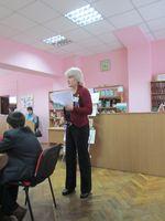 В гостях у бібліотеці №16 побували учні сусідньої школи